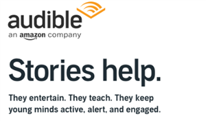 Audible site