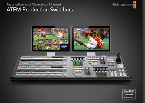 ATEM Switcher