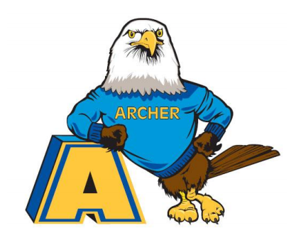 Archie the Eagle