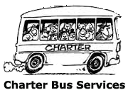 Charter bus Services