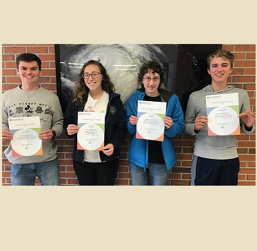 GHS students earn top scores in nation, world on prestigious Cambridge exams