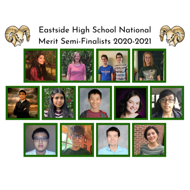 Twenty-nine district high school students named National Merit semifinalists